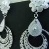 Un bijou qui met en valeur la finesse et la prouesse réalisées par les artisans du filigrane d'argent